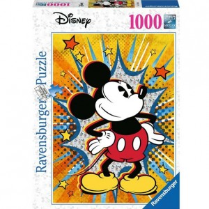 Ravensburger 1000 PC Puzzle - Retro Mickey