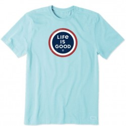 Life is Good T-Shirt - Logo Coin