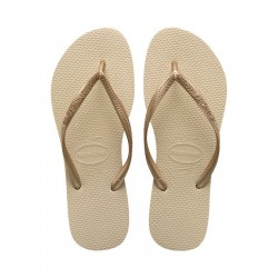 Havaianas Slim Flip Flop - Sand / Light Golden