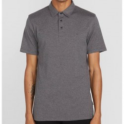 Modern Fit Polo Shirt - Stealth Heather