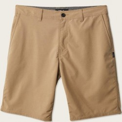 Hybrid Shorts with Stretch - Khaki