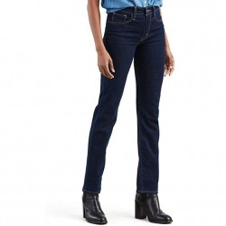 Levi's 724 High Rise Straight Jean - Cast Shadows