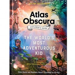 Book - Atlas Obscura for Kids