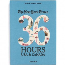 Book - 36 Hours USA & Canada. 2nd Edition