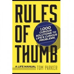 Book - Rules of Thumb