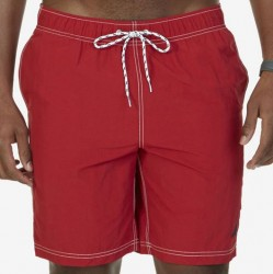 Nautica Swimsuit - Solid Red