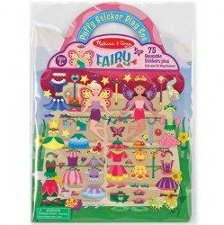 Fairy Puffy Stickers