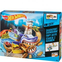 Hot Wheels Shark Showdown
