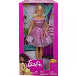 Birthday Barbie with Gift