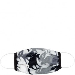 Kids 6 to 12 Face Mask - Camo