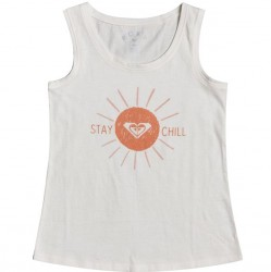 7 to 14 Girls Stay Chill Tank Top