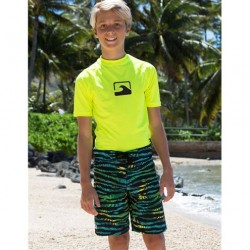4 to 7 Boys Lined Board Short