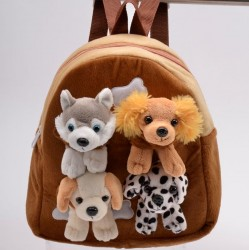 Small Puppy Backpack