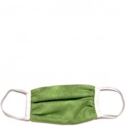 Kids 6 to 12 Face Mask - Green