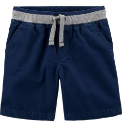 Toddler Boys Carters Pull On Cotton Shorts