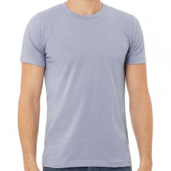 Canvas Super Soft Cotton Blend Shirt - Heather Blue