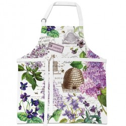 Michel Design Works Lilac and Violets - Apron