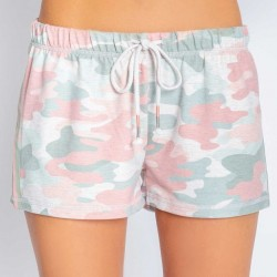 PJ Salvage Camo Short