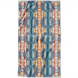 PENDLETON Spa Towel - Chief Joseph Slate