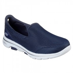 Skechers Go Walk 5 - Navy/White