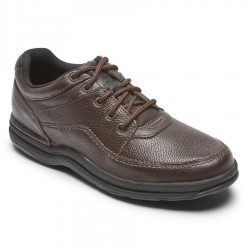 Rockport World Tour Classic - Brown Tumbled