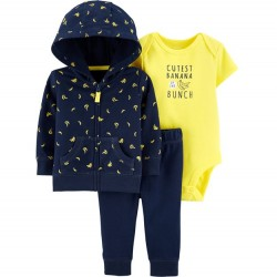 Infant Boy Carters 3 PC Cutest Banana of the Bunch Set