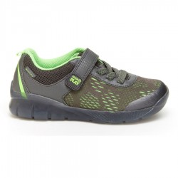 Stride Rite Made2Play Light Neo - Grey & Lime