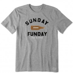 Life is Good T-Shirt - Sunday Funday