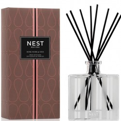 Nest Rose Noir and Oud - Diffuser
