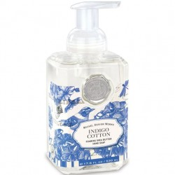 Michel Design Works Indigo Cotton - Foaming Hand Soap