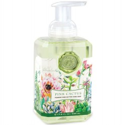 Michel Design Works Pink Cactus - Foaming Hand Soap