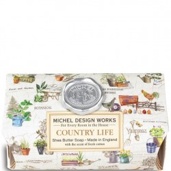 Michel Design Works Country Life - Bath Soap Bar