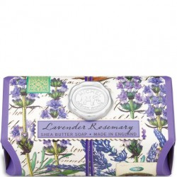 Michel Design Works Lavender Rosemary - Bath Soap Bar