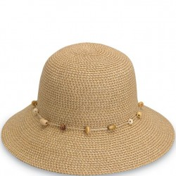Wallaroo Naomi Hat - Natural