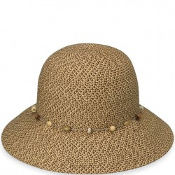 Wallaroo Naomi Hat - Mixed Brown
