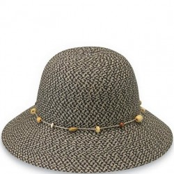 Wallaroo Naomi Hat - Charcoal