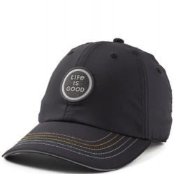 Life is Good Cap - Logo in Black