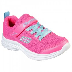 Skechers Dreamy Dancer - Miss Minimalistic - Neon Pink/Turquoise