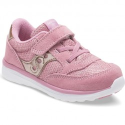 Saucony Baby Jazz Lite - Blush Metallic