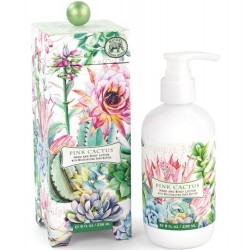 Michel Design Works Pink Cactus - Lotion