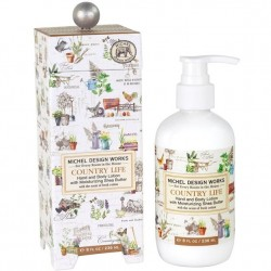 Michel Design Works Country Life - Lotion