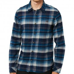O'Neill Plaid Flannel - Navy