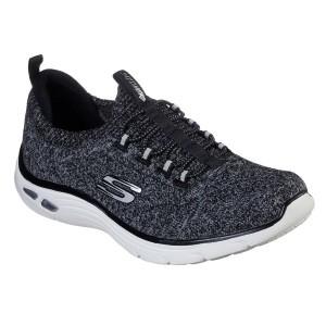 Skechers Empire D'Lux - Sharp Witted - Black/White