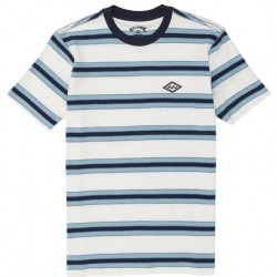 Boys 8 to 20 Billabong Short Sleeve T - Snow