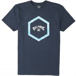 Boys 8 to 20 Billabong Short Sleeve Pocket T - Navy