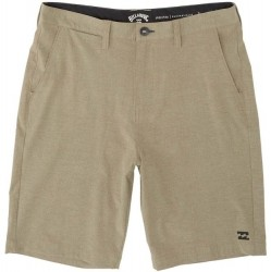 Boys 8 to 20 Billabong Hybrid Short - Khaki Heather