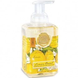 Michel Design Works Lemon Basil - Foaming Hand Soap