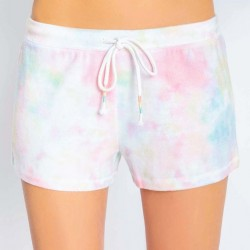 PJ Salvage Tie Dye Short