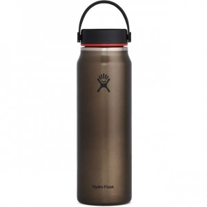 Hydro Flask Limited Edition 32 oz. Wide Mouth Bottle - Obsidian
