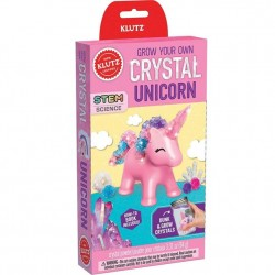 Klutz Pink Grow Your Own Crystal Unicorn
